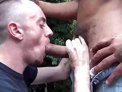 Hunk Worker and Slut Boy