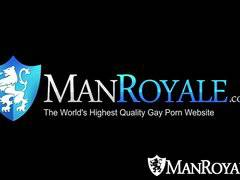 HD ManRoyale - Scottie gets fucked hard