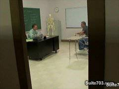 Naughty gay suck teachers big phallus