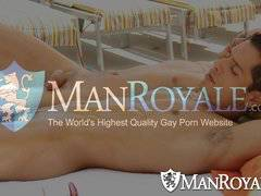 HD ManRoyale - Sensual sex between to guys