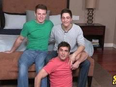 Curtis, Lance, Calvin