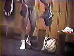 Vintage Locker Room Spycam