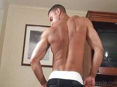 Solo Muscle Jerk Off Series 1