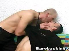 Barebacking Sex Licking and sucking Balls