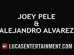 Alejandro Àlvarez & Joey Pele Fucking