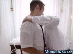 Mormon gets hole fucked