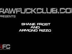 Shane Frost fucks Armond Rizzo bareback