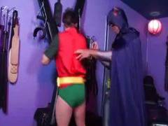 Batman Fucks Robin