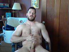MJ - Webcam with beard handsome