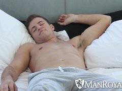 Daddy Derek Parker pounds young Joey Cooper