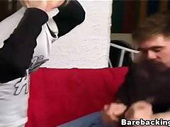Homemade Barebacking Scene by Two Hot Gays