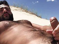 str8 summer in greece - jerk on the beach