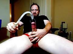 Str8 daddy stoke - pump - cum