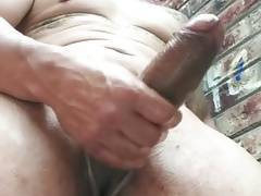Str8 latino daddy has uncut cock lll