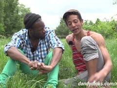 DandyDicks. Date With Dwayne & Jo