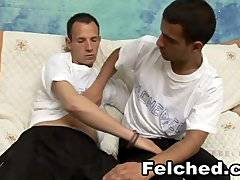 Gay Couples Extreme Anal Felching
