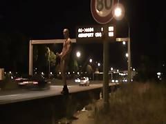 Str8 nude in paris ll