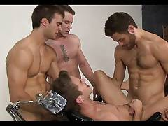 Foursome Orgy With GC, MS, TD, & D