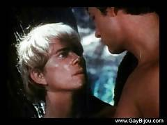 Seventies Classic Gay Porn Film Wow