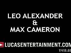 Max Cameron Rides Every Raw Inch Of Leo Alexa