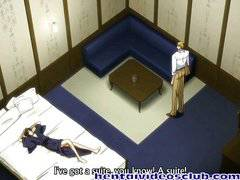 Anime gay hot anal sex and love fun