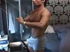 Str8 Bryan big lover bulge