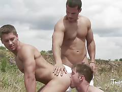 TWINK BOY MEDIA Jock Twinks Into the Wild