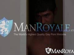 ManRoyale - Luke Milan rides bf Colby Chamber