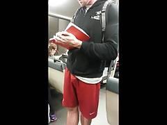 Str8 freeballing in metro