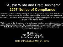 Brett Beckham e Austin Wilde