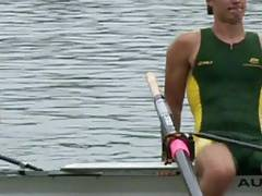 Str8 oarsman bulge