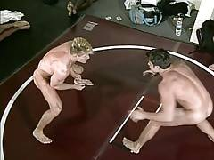 Jocks - Greek Style Group Wrestling