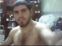 Masturbating Turkey-Turkish Hunk Faruk Cerkezkoy
