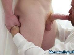 Undies mormons cock suck