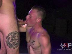 Luke & Saxon : Dirty Raw Fuck Buddies
