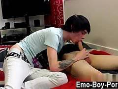 Sex porno teen scene gay Inked emo Lewis