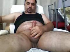 Masturbating Turkey-Turkish Bear Emre
