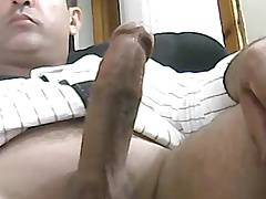 Masturbating Turkey-Turkish Beef Azgin Has A  Big Hard Dick