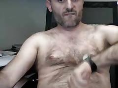 Masturbating Turkey-Turkish Daddy Hard Aliosman Bursa