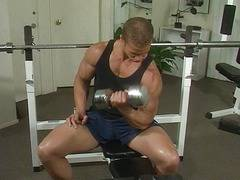 Matthew Rush Full Service Gym