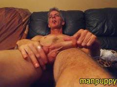 Gay Smoking Fetish -Manpuppy Private Cam Show