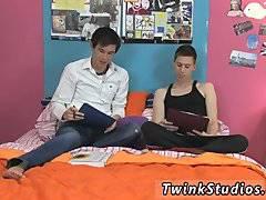 Gay teens jerk off together It happens