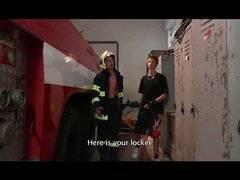 Firemen Bareback
