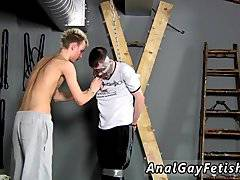 Gay male pony slaves Matt Schooled In Cock