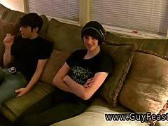 Free teen gay anal porn movies Aron met