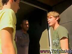 Teen football gay sex Jasper and Anthony