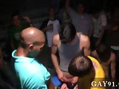 Group gay sex cut shot facial So this week