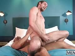 Dirk drills his stepsons hot ass