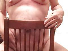 Artemus - Big Tits Chair Play