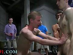 Banana guide nude gay men group sex This